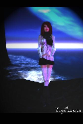 LeeZu on the rocks 3