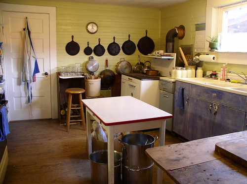 My farmhouse kitchen
