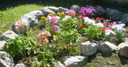 The Kralovec Family Flower Garden