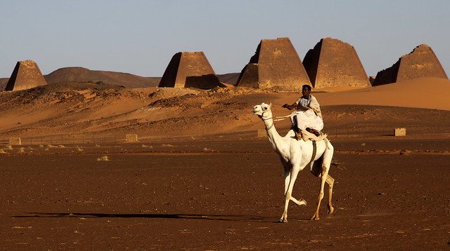 sudan - the black pharaohs