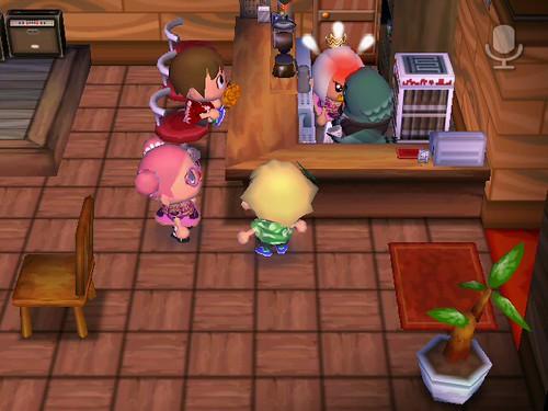 Zelda yelling at Brewster