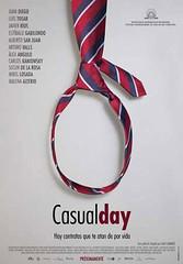 Casual day poster película