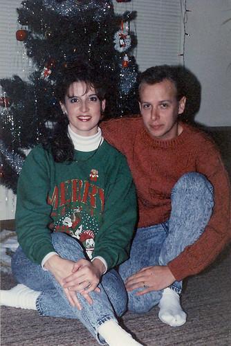 First Christmas - circa 87 or 88