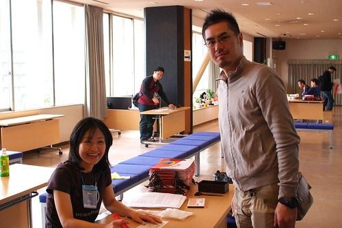 Naoko & Koga-san (by odysseygate)