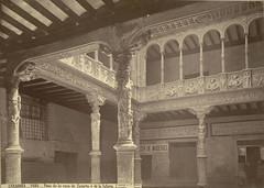 Saragossa. Court of the Infanta, Zaporta Palace