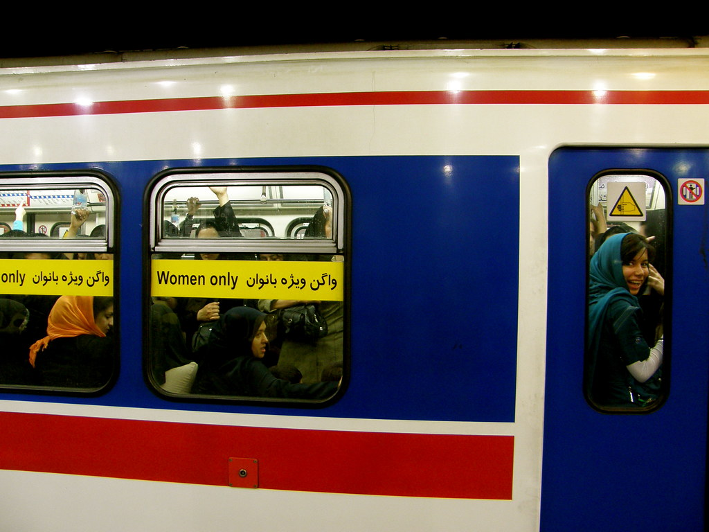 Tehran Metro: Women Only