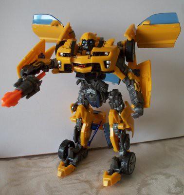 Bumblebee the guardian