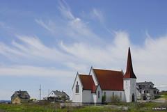 Church at Peggy's Cove, Nova Scotia