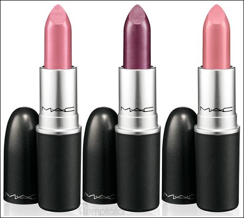 MAC Rose Romance Lipstick 2009