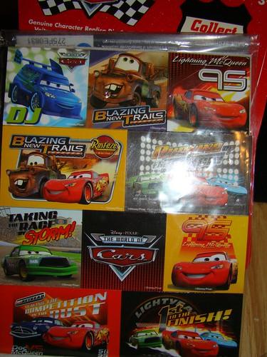 $1 CARS Stuff (1)