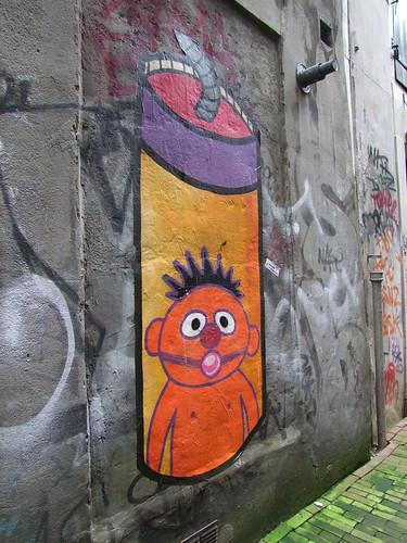 Ernie - Amsterdam, Netherlands