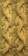 Corrected reverse gnarled wave cable