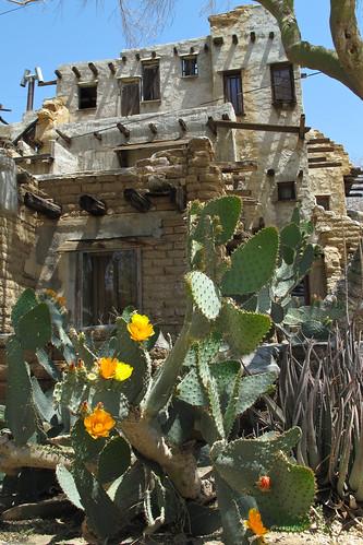 Cabot's Desert Pueblo Museum by you.