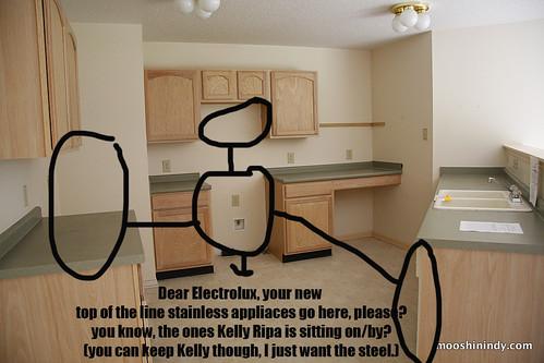 Electrolux Appliance Desire