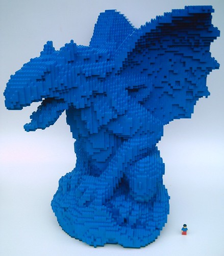 3302693453 966cb9916c 50 Incredible Examples of Lego Creations and Artwork