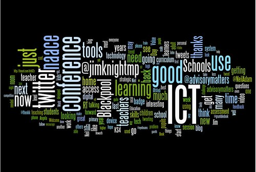 NAACE Conference Tweet Wordle