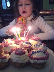 Happy 5th Birthday Allysa!