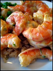 Mustard Roasted Shrimp