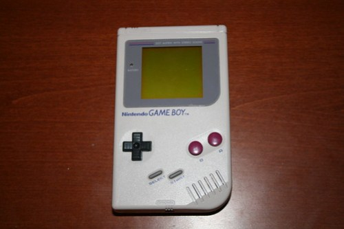 Nintendo GameBoy 20th Anniversary