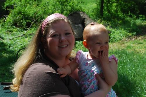 Aunt Lisie & Alyssa by you.