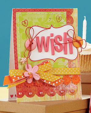 Carla Peicheffs Citrus Wish Card