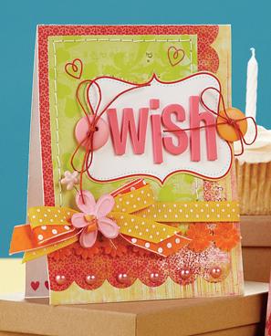 Carla Peicheffs Citrus Wish Card