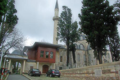 Nurbanu Validei Atik Sultan Camii, Üsküdar, İstanbul, Pentax K10d