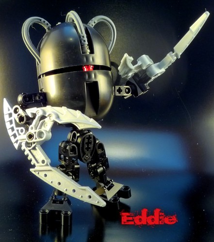 Bionicle Eddie