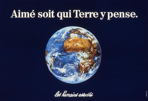 Aimé soit qui Terre y pense, Les Humains Associés (France, 1990)