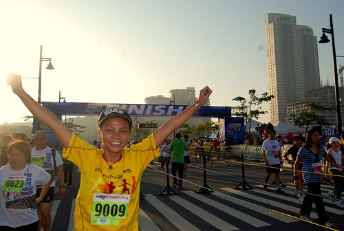euphoric finisher :-)