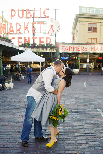 Photo Credit: Amore Studios  Location: Pike Place Market