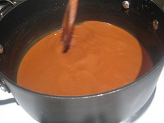 roux, 25 minutes in
