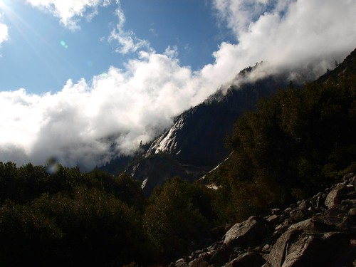 Yosemite Clouds!