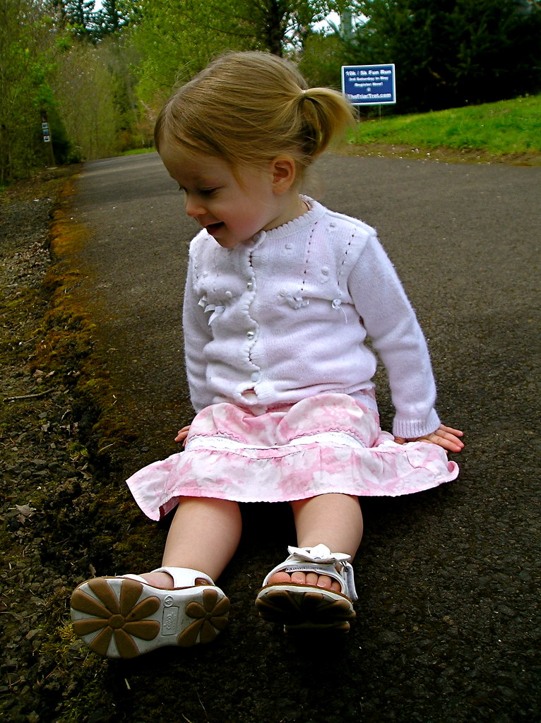 Taking a Spring Walk