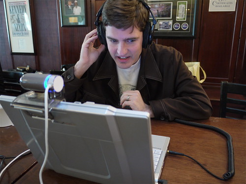 Boston Media Makers 050309