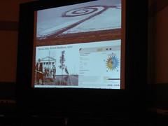 Carl diSalvo talk at CHI09