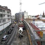 Baustelle Schmiedestrasse