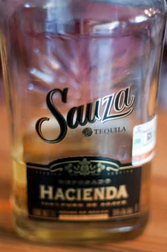 Tequila from Mexico