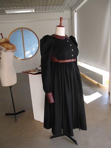 bara baras - exhibition coat