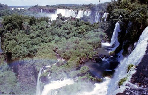 Argentina - Iguazu Falls - Circuito Superior