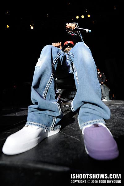 Jim Jones @ the Chaifetz Arena -- 2009.02.19