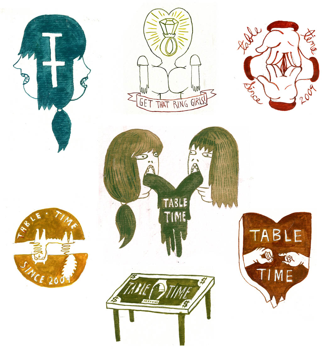 Table Time Logos