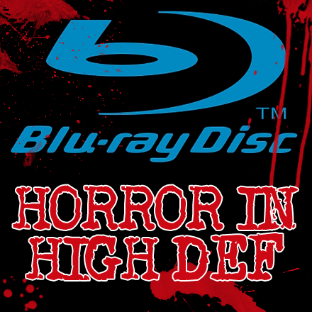 Horror in High Def Logo