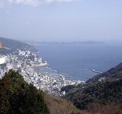 Atami from Atami Touge