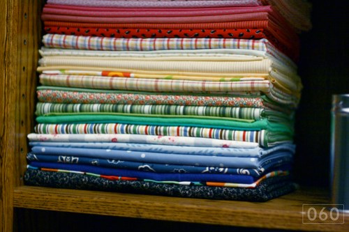 Stack of Folds