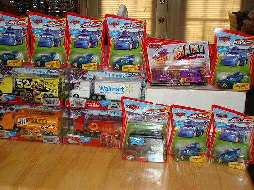 march disney cars Score