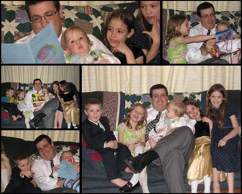 Paul's Birthday 2009 1