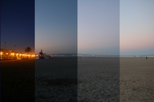 Playa Time Panorama