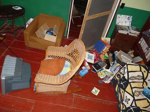 Earthquake Placencia