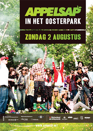 Appelsap Oosterpark by Appelsap_09.